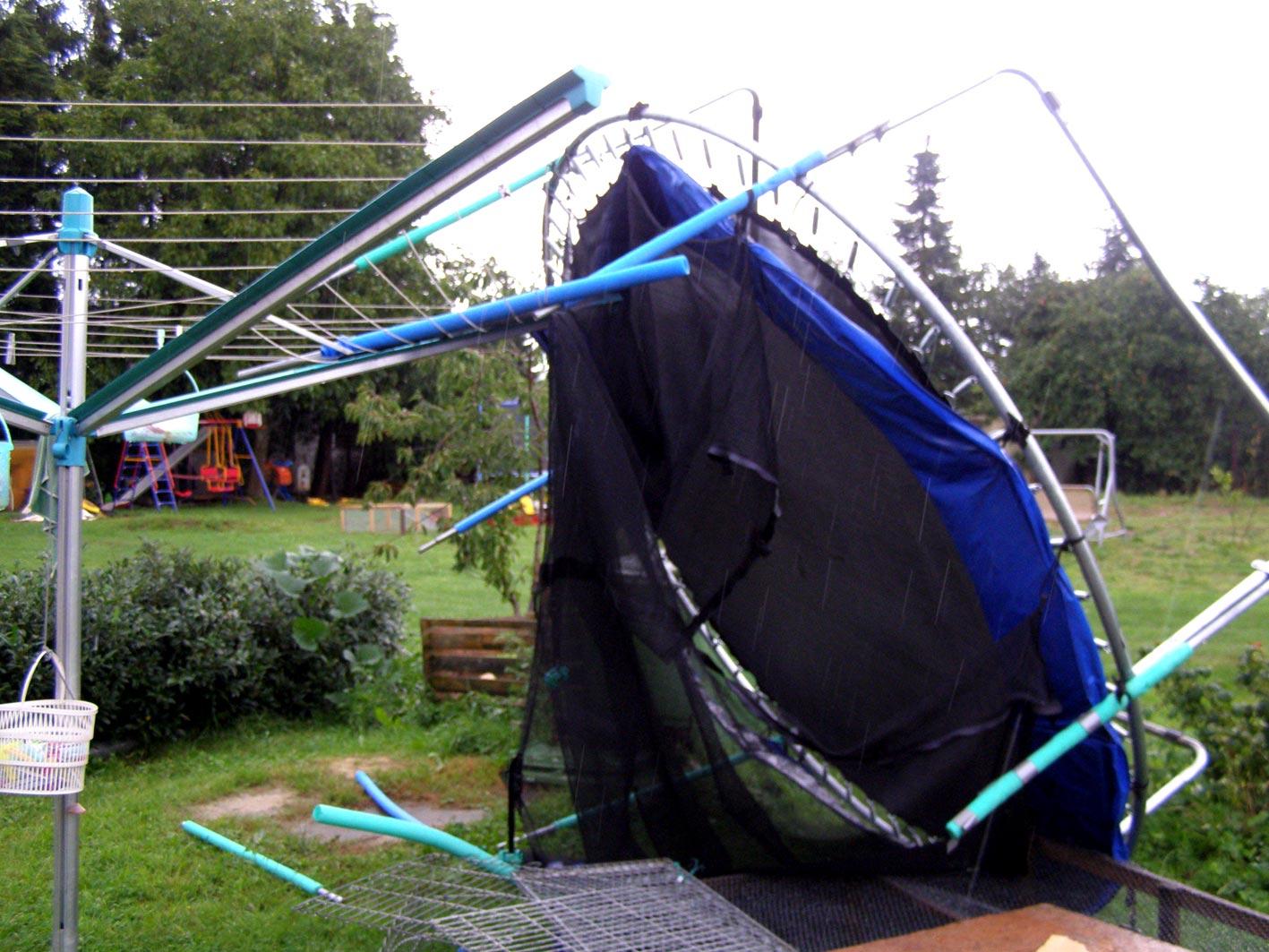 eppelblog sturmimpression trampolin h pfen mal anders. Black Bedroom Furniture Sets. Home Design Ideas