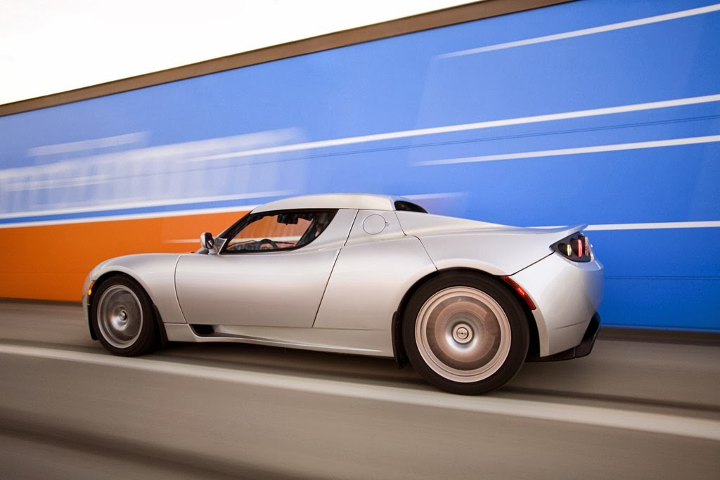 2014 Tesla Roadster Pictures - Prices, Features, Wallpapers.