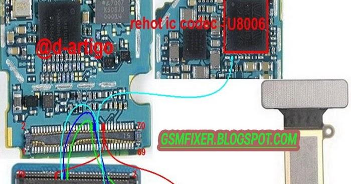 Samsung Galaxy S6 G920f Mic Jumper Solution Ways Gsmfixer