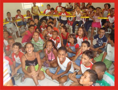 Teatro de Boneco - Escola Terezinha Oliveira