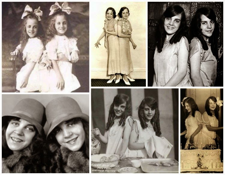 A Vintage Nerd, Old Hollywood Twins, Old Hollywood Blog, Classic Film Blog, Vintage Blog, Old Hollywood History, Daisy and Violet Hilton