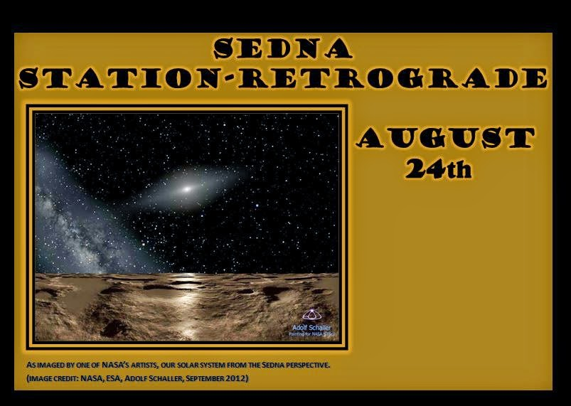 Station Notice: Sedna