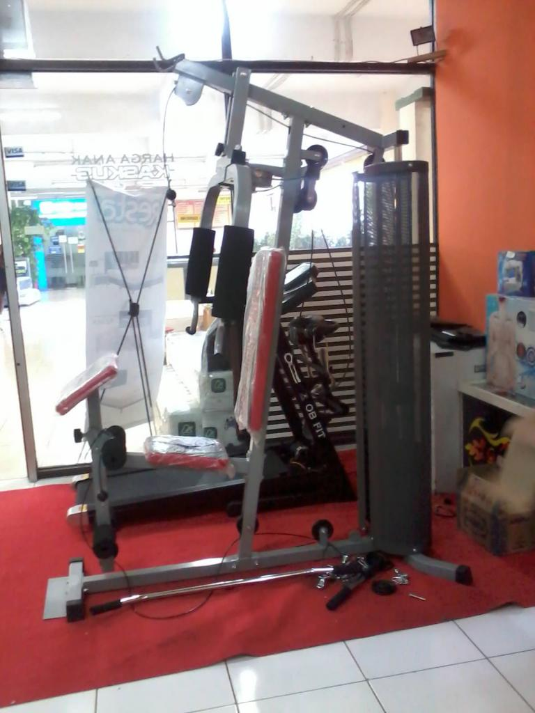Jual home gym murah jakarta bandung semarang surabaya