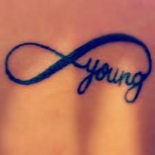 Tatuajes con el Simbolo Infinito, parte 1