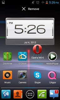 Widget dan Icon