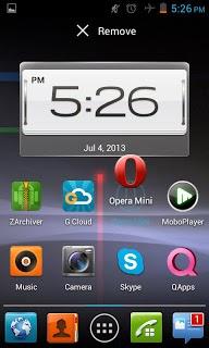 Widget dan Icon
