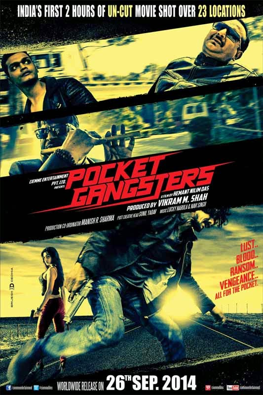 Pocket Gangsters Movie New Wallpapers