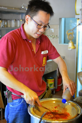Yong-Yong-Dessert-荣荣甜品-Taman-Perling
