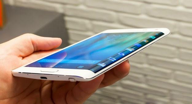 حصريا المواصفات الكامله لهاتف سامسونج جالاكسي نوت ايدج مع فيديو فتح العلبه - Galaxy Note Edge