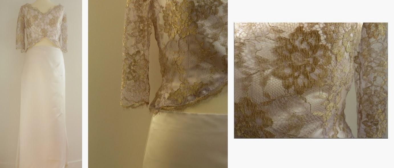 robe sur mesure pour mariée ou cérémonie
