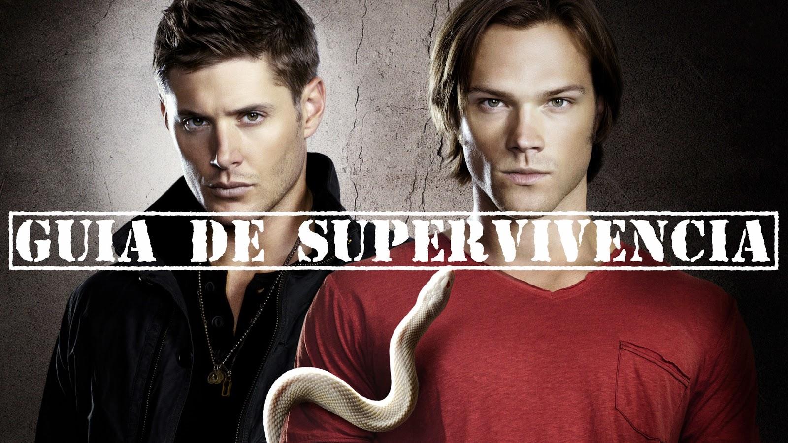Supernatural-Sobrenatural-Guía-Supervivencia-Vampiros-Brujas-Fantasmas-Demonios-Ángeles