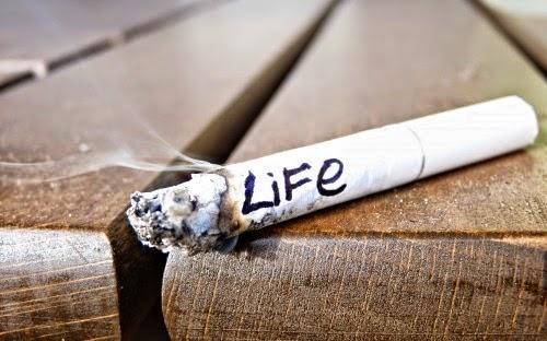 6 Perubahan Fisik Mengerikan yang Disebabkan Rokok