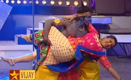 Jodi No 1 Season 7 , 22-02-2014, Vijay TV Show Promo