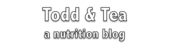 Todd and Tea: What Is Nutrition?