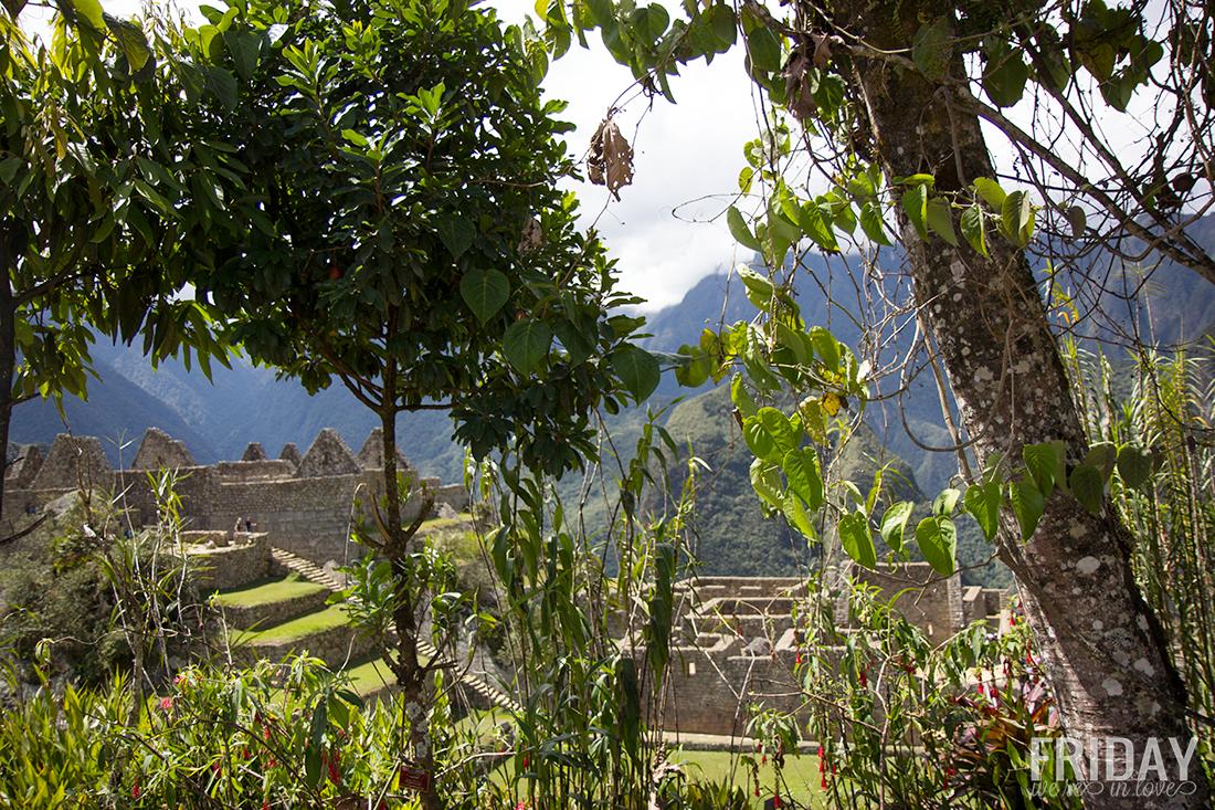 Ancient Incan Civilization of Macchu Picchu