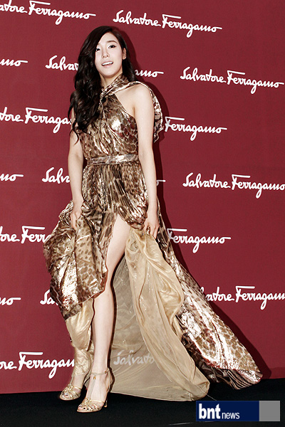 [PICTURE] Tiffany Photo on Salvatore Ferragamo's Event