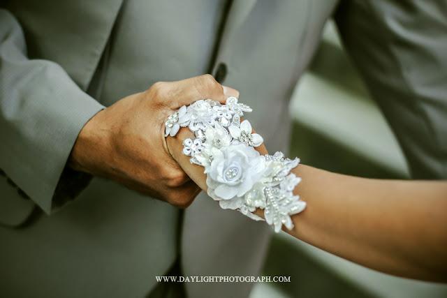 foto detail dalam pernikahan