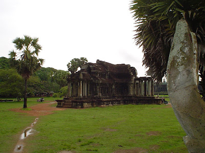 Angkor Temple Library