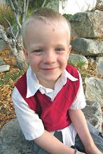 Rhett, age 4