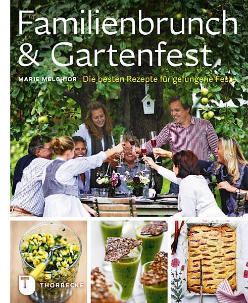 Familienbrunch & Gartenfest von Marie Melchior
