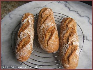 Maigrir avec la méthode Montignac phase 1.: Baguettes