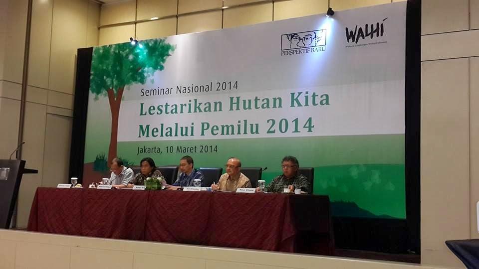 Agenda Lingkungan Hidup Harus Jadi Prioritas Pemimpin Nasional