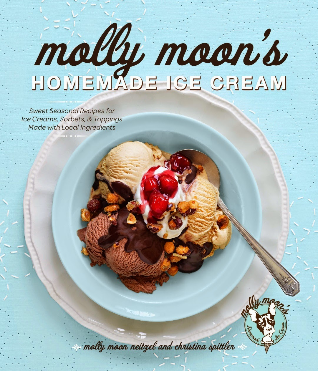 Metropolitan Market's Free Ice Cream Socials + Molly Moon's Homemade Ice Cream book giveaway