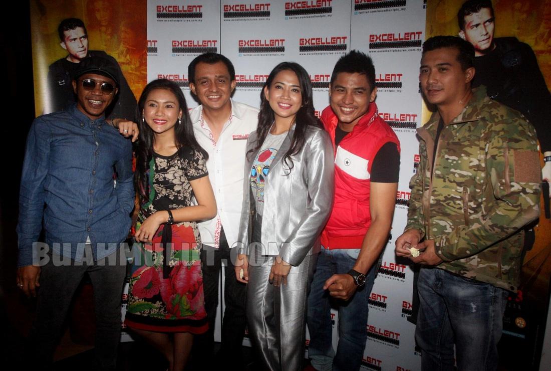 LARI - Aaron Aziz, Erin Malek, Ery Putra & Hazama