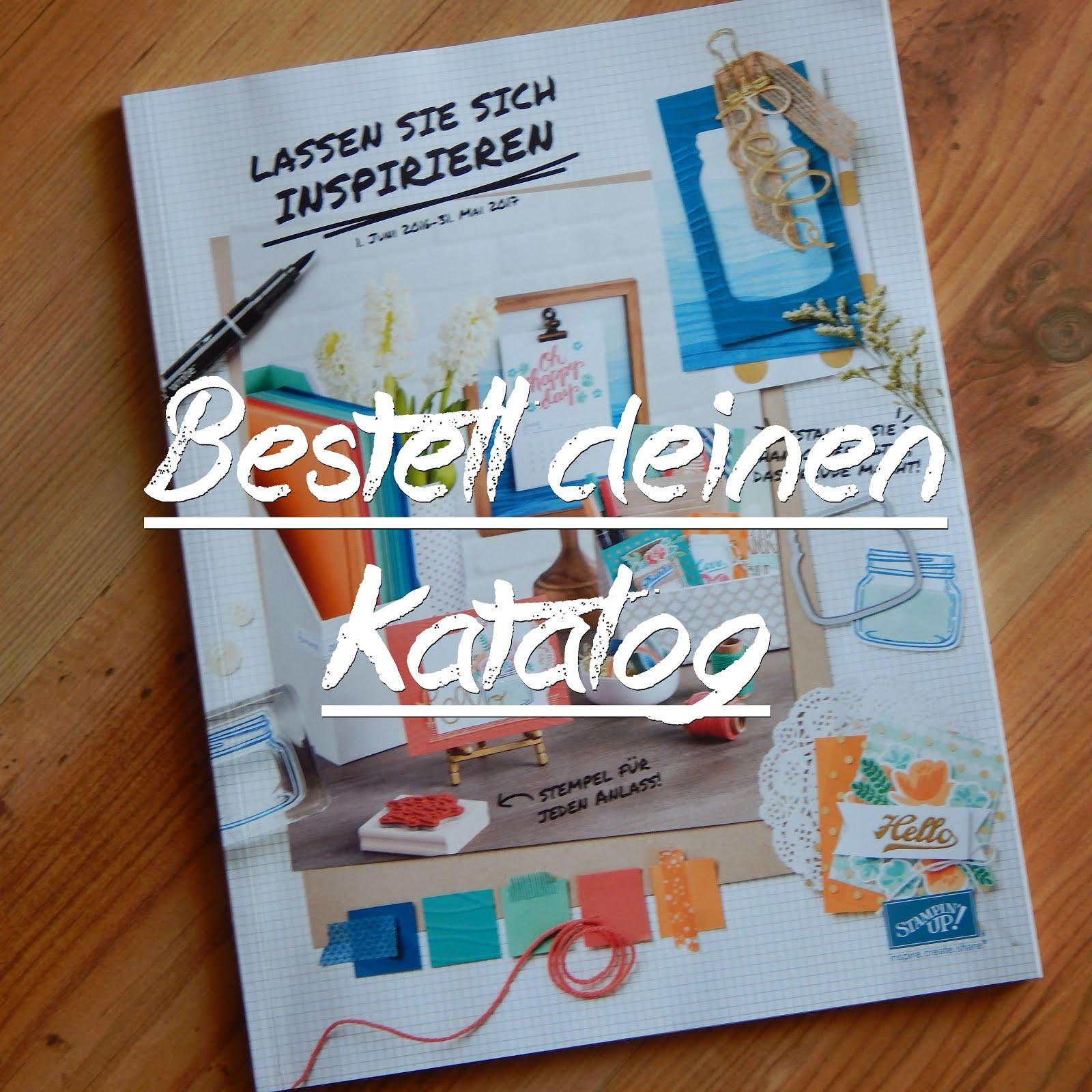 Katalogbestellung