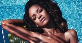 rihanna shoot French magazine
