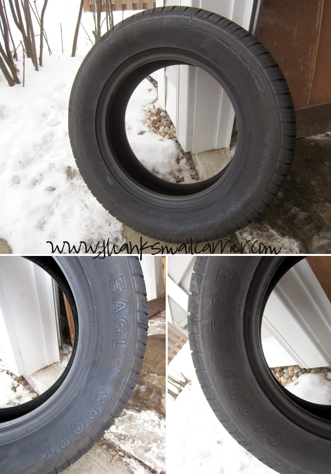 Goodyear tire review