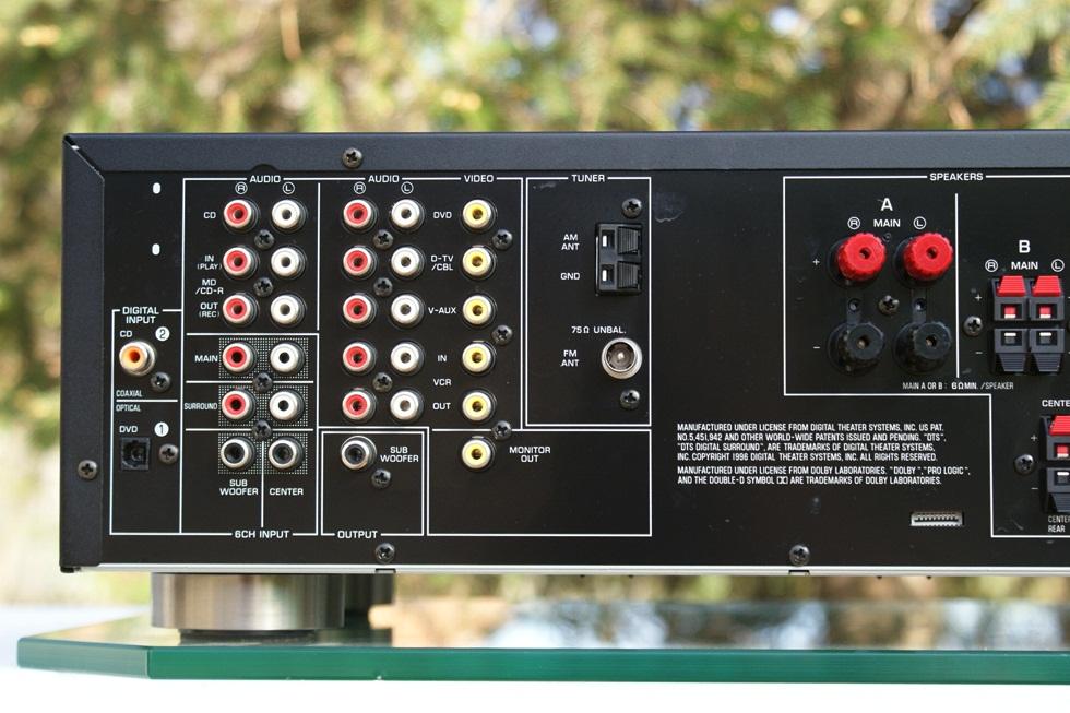 yamaha rx v440 service manual