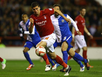 Watch Blackburn Rovers vs Nottingham Forest Live Stream English League Championship 01 January 2013