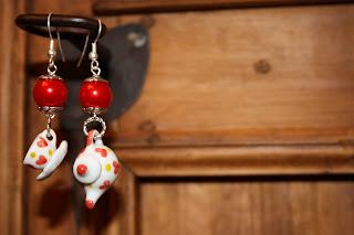 orecchini handmade Maracanta