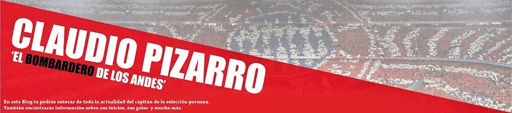 Pizarro, 'El Bombardero de los Andes'