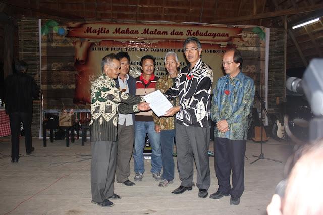 FORMADAT Raih Equator Prize 2015