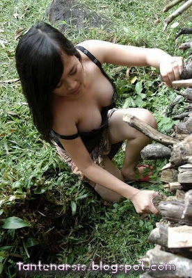Foto Seksi Toge Montok Gadis Desa