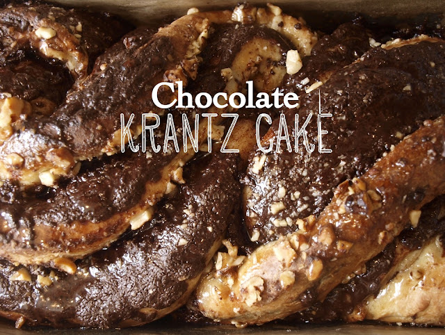 Chocolate Krantz Cake | Pavlova's Dog