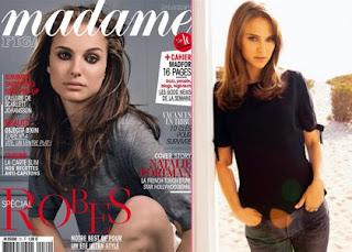 Natalie Portman Covers Madame Figaro July 2012 » Gossip | Natalie Portman
