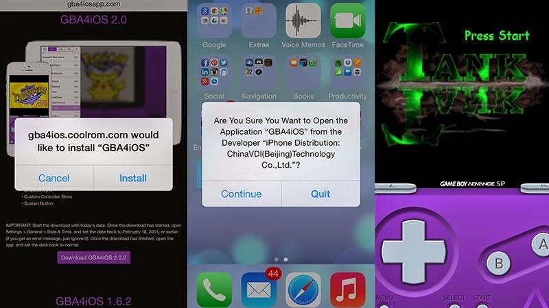 How To Download Nds4ios Roms No Jailbreak