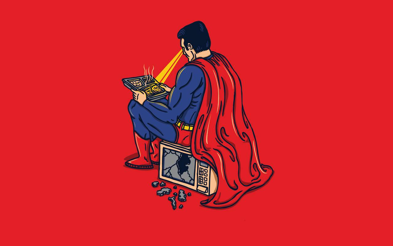 fondos de superman: