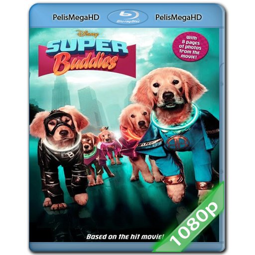 SUPER BUDDIES (2013) 1080P HD MKV ESPAÑOL LATINO