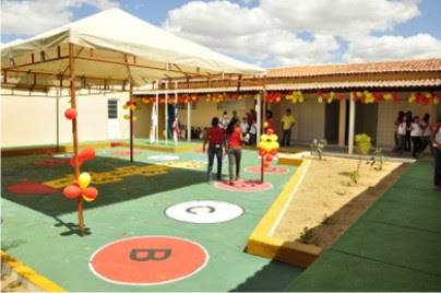 Projeto Recreio - Escola Antonila da França Cardoso