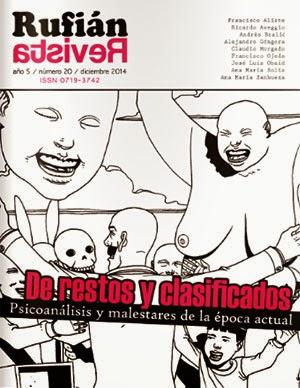 Rufián Revista N°20. De restos y clasificados