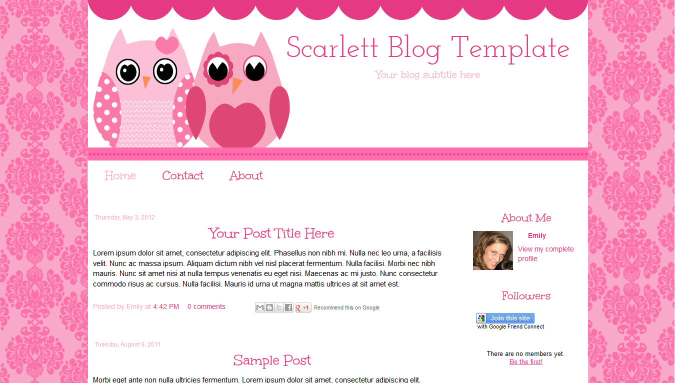 how to download an entire blogspot blog