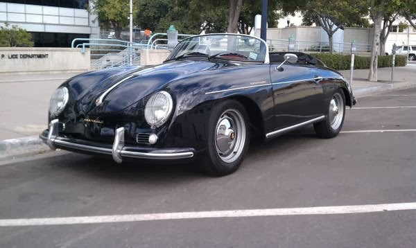 1957 porsche 356 speedster replica buy classic volks. Black Bedroom Furniture Sets. Home Design Ideas