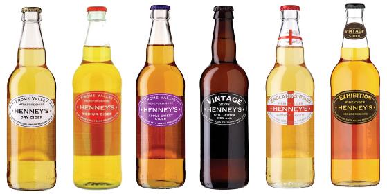 Henneys Cider