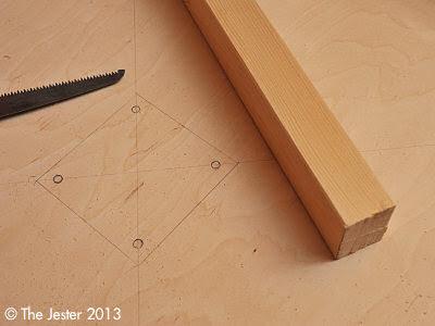 Echtholzpuzzle für den fröhlichen Heimwerker