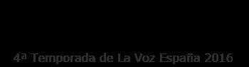 La Voz España 2016