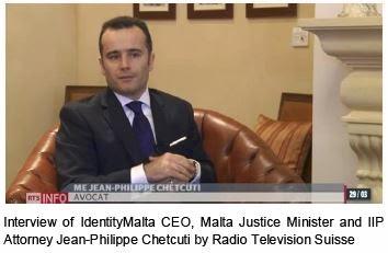 Identity Malta Interview with Malta Citizenship attorney Dr J.P. Chetcuti